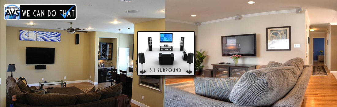 Best Home Theaters Central Virginia