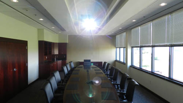 Waynesboro Virginia- AV Boardroom