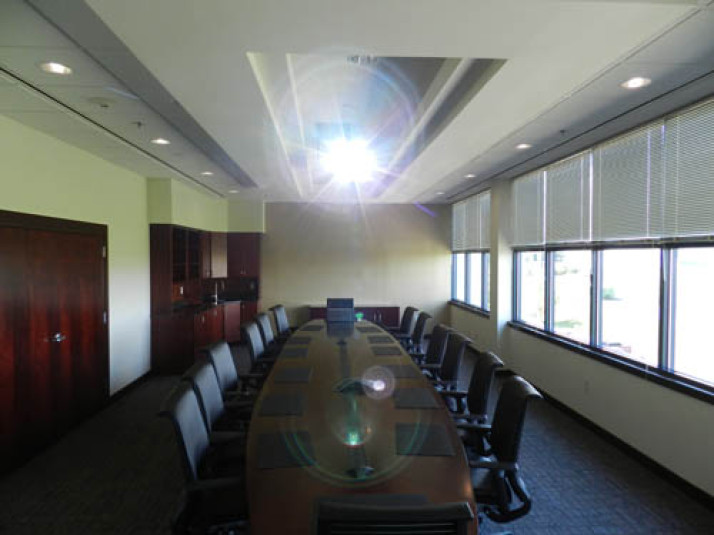 Waynesboro Virginia- AV Boardroom