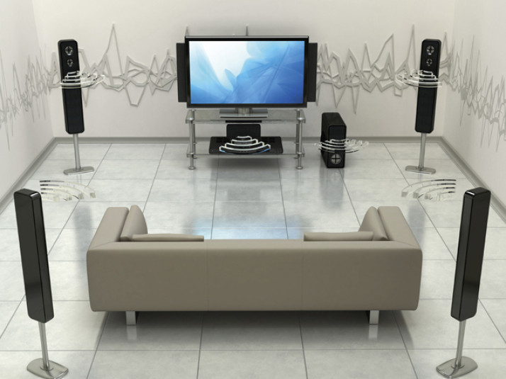 Charlottesville VA Virginia- Home Audio and Living Room Surround Sound