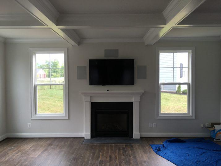 TV Install Charlottesville VA, Virginia
