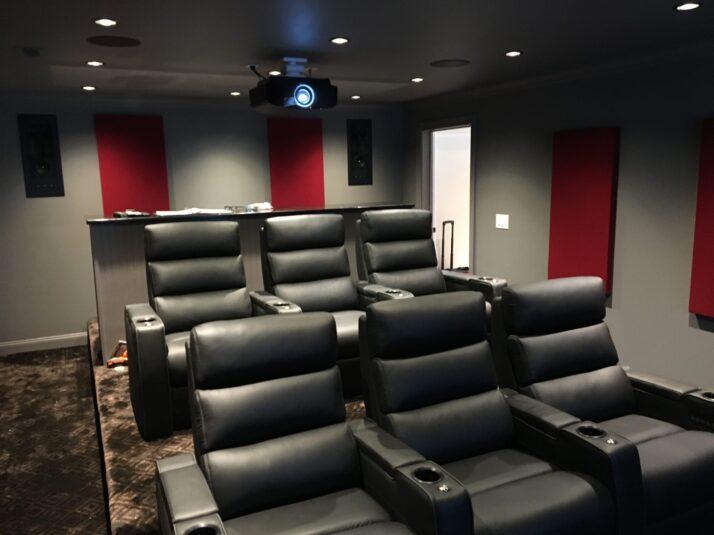 Home Theater 2021 Charlottesville VA, Albemarle County Virginia